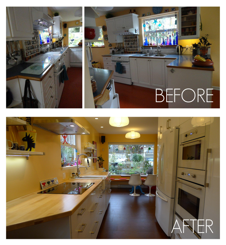 fernwood before & after