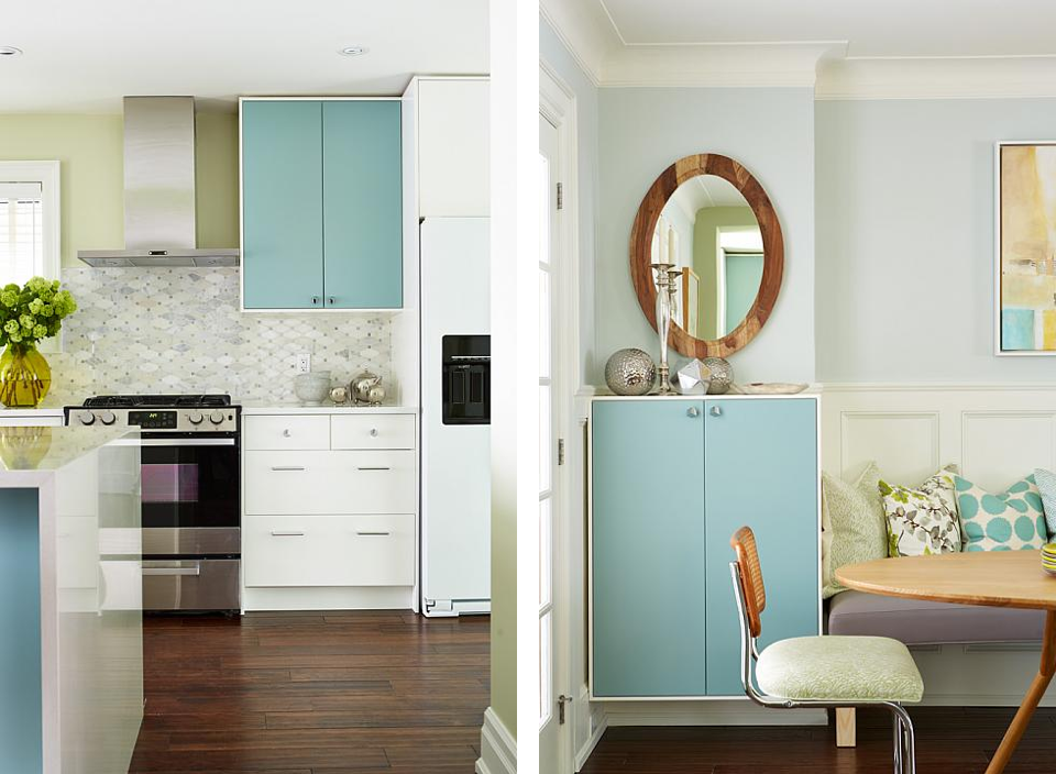 A Designer IKEA Kitchen By Sarah Richardson Ikan Installations Sarah  Richarson Design IKEA Kitchen Rubrik Applad