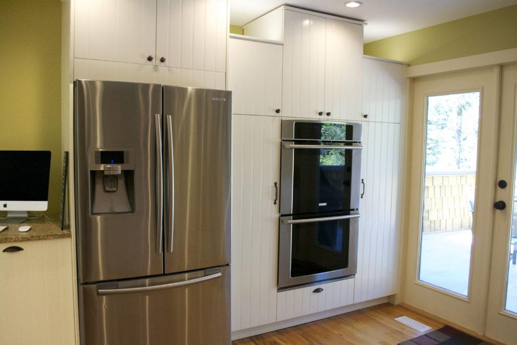 IKAN farmhouse stainless steel kitchen