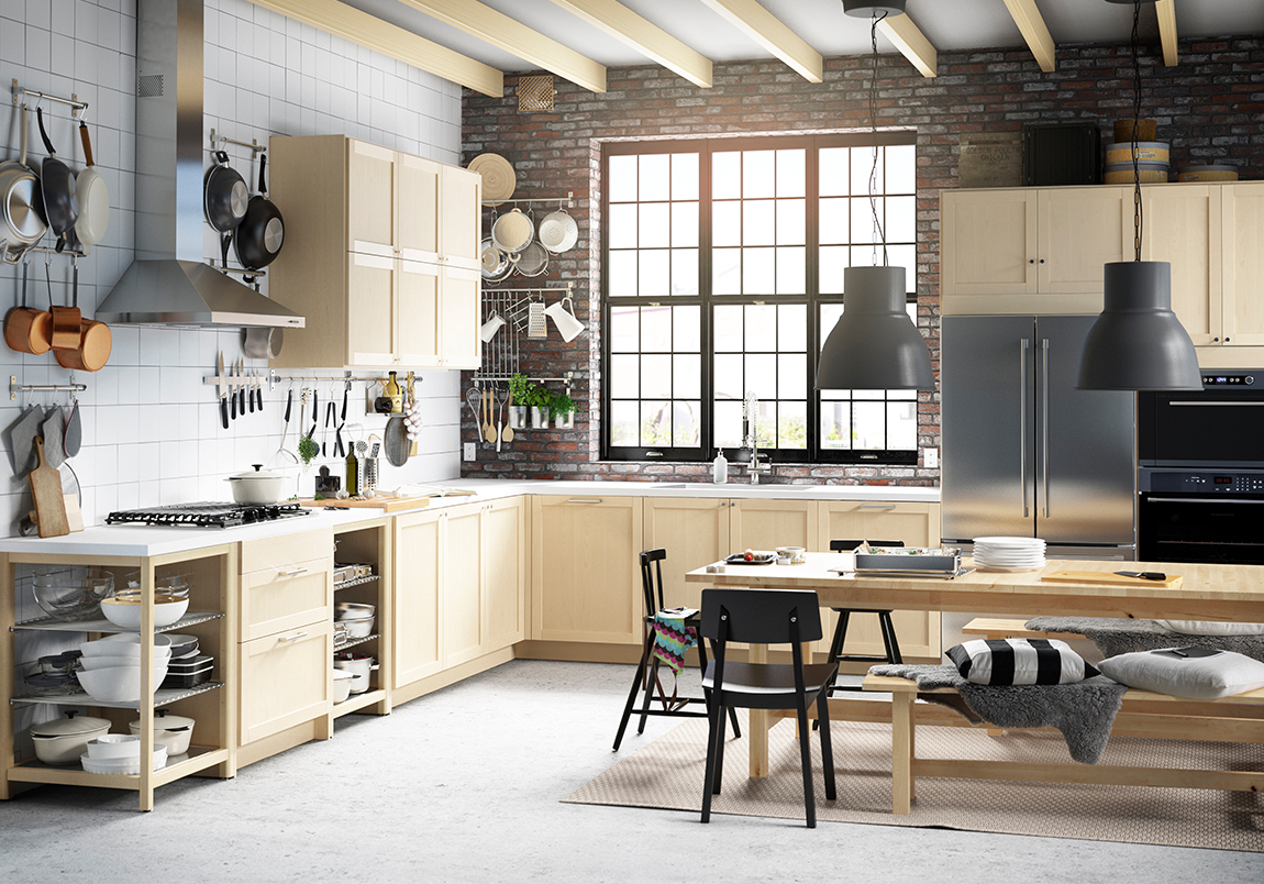 Gentil IKEA Kitchen Inspiration