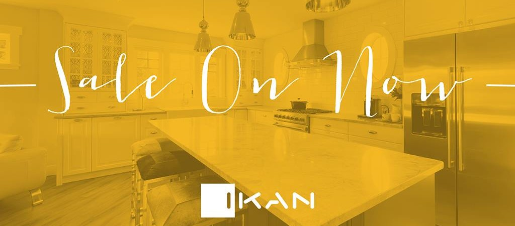 Kitchen Event is on Now! Save up to 20% off!